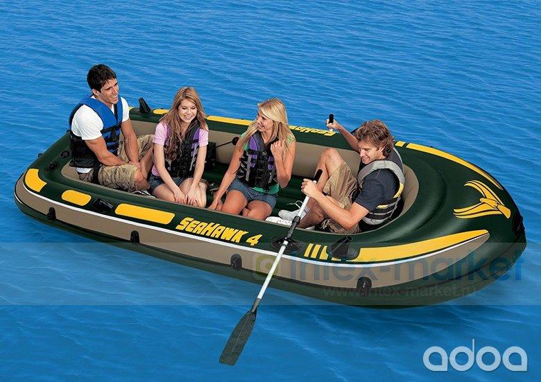 надувная двухместная лодка кама
