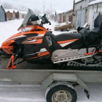 Снегоход Arctic cat 2014 г. в