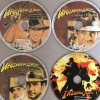 Indiana Jones Collection (4DVD)