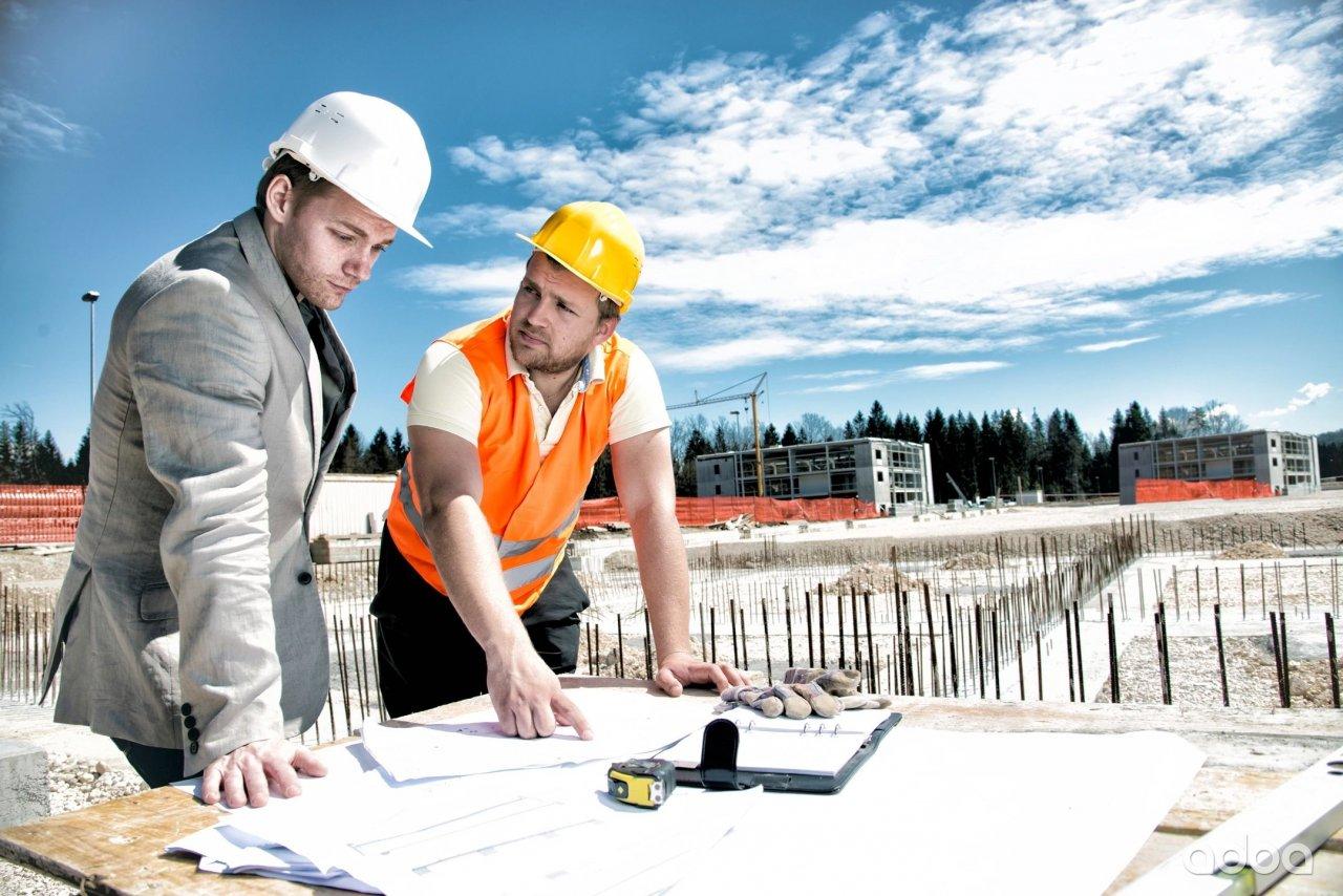 подрядчики строительных компаний это