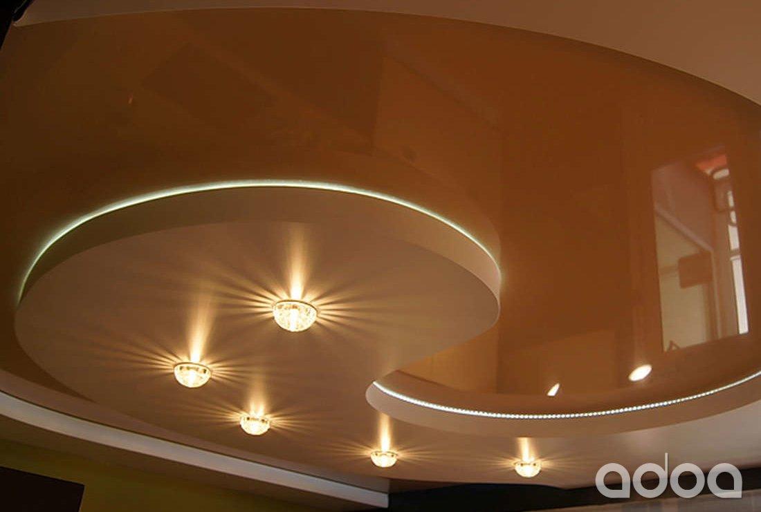 чтобы откровение, многоуровневые натяжные потолки фото для зала вами
