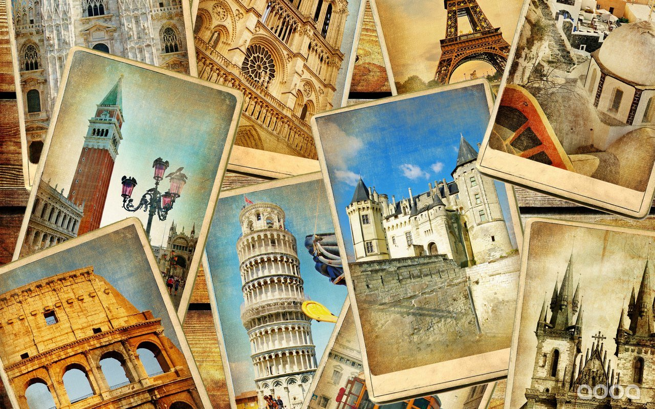 Днем рождения, как доходят открытки в другие страны