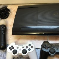 Sony playstation 3 superslim 300gb + 25 игр GTA 5