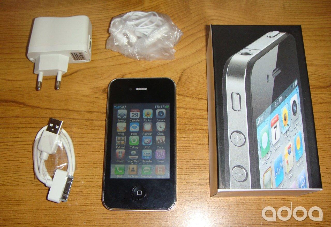 iphone 4 f8 tv