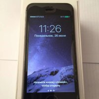 Apple iPhone 5S Space Gray б/у
