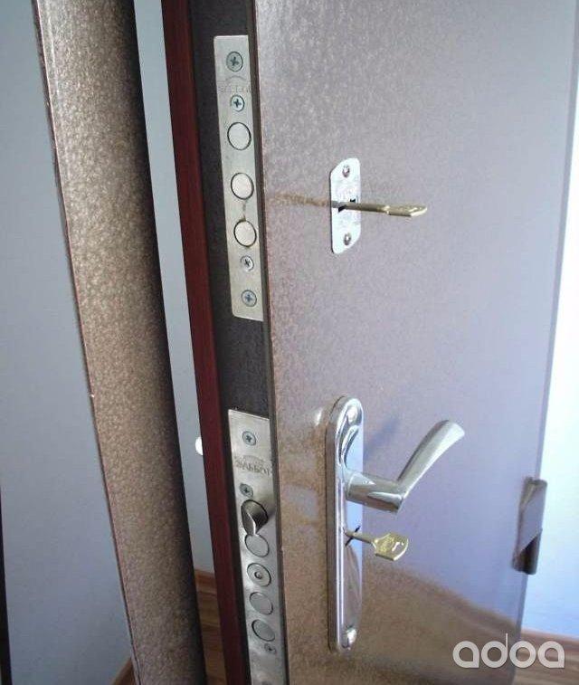 Ремонт замков входной металлической двери воронеж