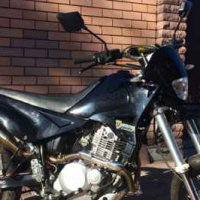 Мотоцикл Стритфайтер Baltmotors Motard 250, 2013 г.