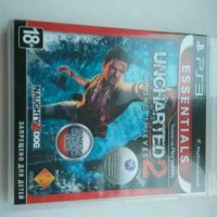 Uncharted 2. PS3