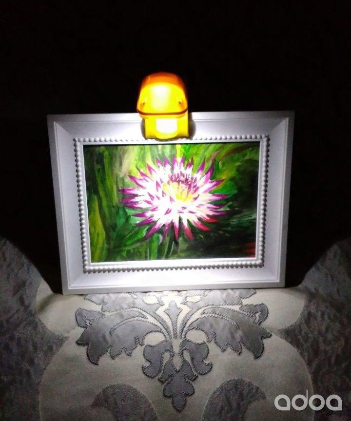 Картина ночник с подсветкой