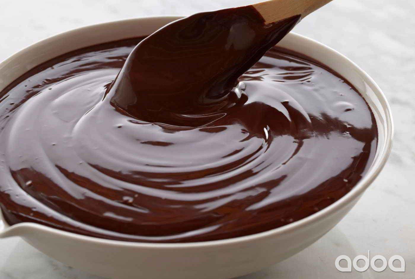 Глазурь шоколадный как сделать дома